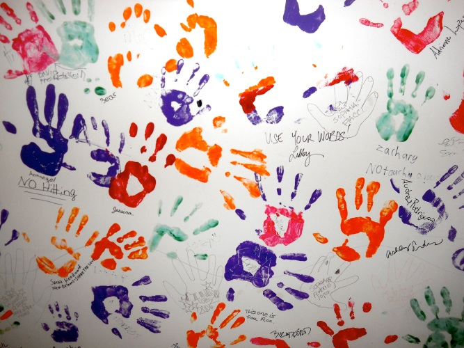 Handprints For Peace