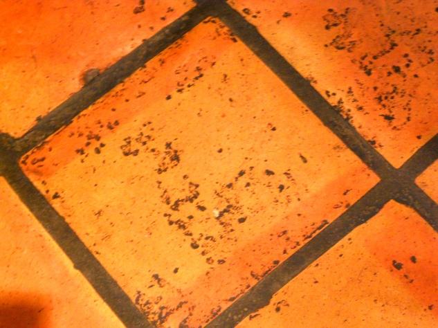 Orange Floor