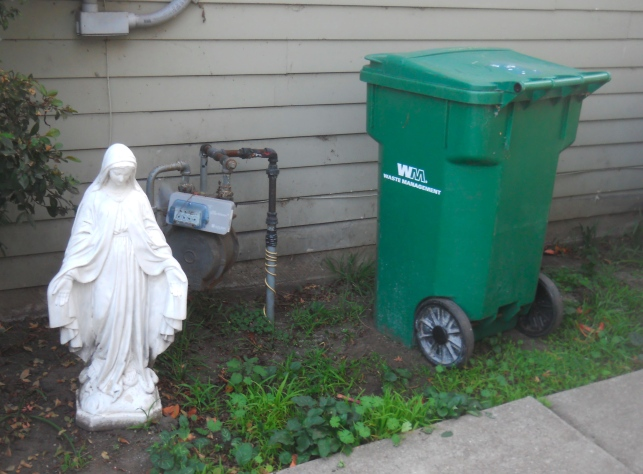 Our Lady of the Garbage