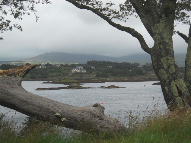 Across Dunboy Bay