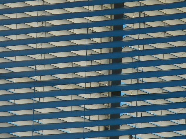 Diagonal Blinds