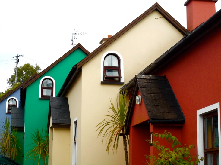 Colorful B & B's
