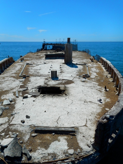 Cement Ship
