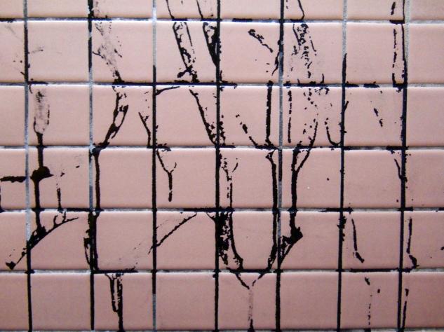 Defaced Tiles