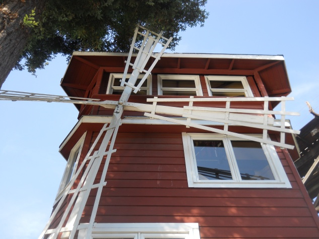 Windmill House- 1